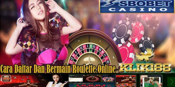 Cara Daftar dan Bermain Roulette Online