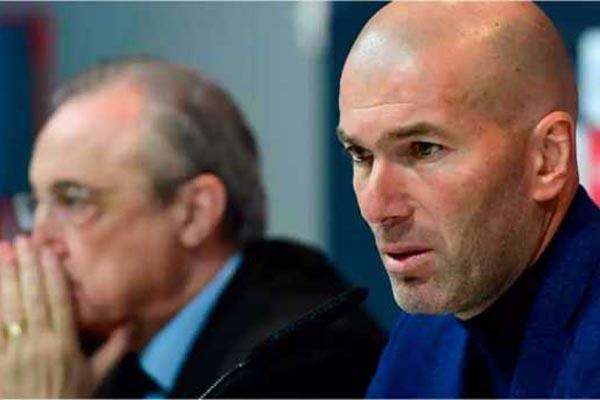 Kejutan Zinedine Zidane Dikabarkan Mundur dari Real Madrid