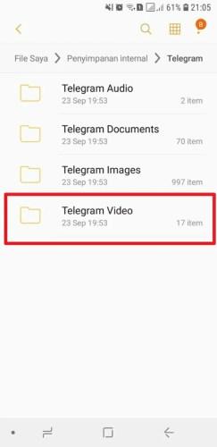 cara mengembalikan video di telegram yang sudah dihapus