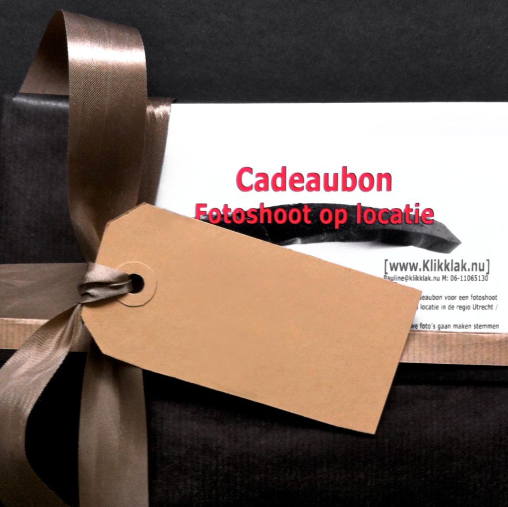 Cadeaubon Loveshoot