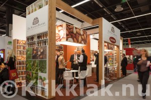 ISM zoetwarenbeurs stands Keulen 2015 De notenbeurs