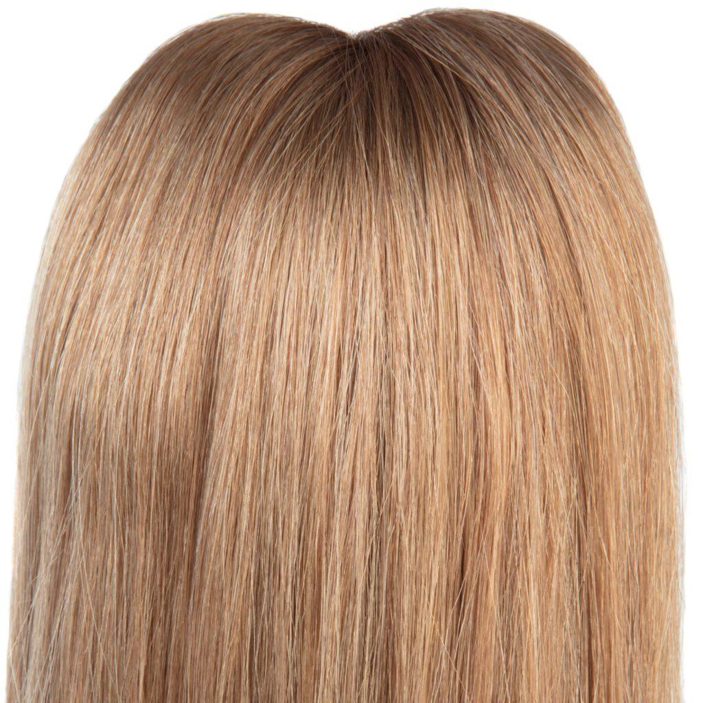 hairextensions productfotografie bestemd voor webshop kleur 12 Virgin