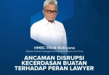 "The 12th Legalpreneurship Series : ""Ancaman Disrupsi Kecerdasan Buatan Terhadap Peran Lawyer"""
