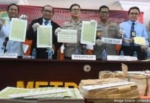 Ungkap Praktik Pemalsuan Meterai, Berpotensi Rugikan Pendapatan Negara Hingga Rp.37 M