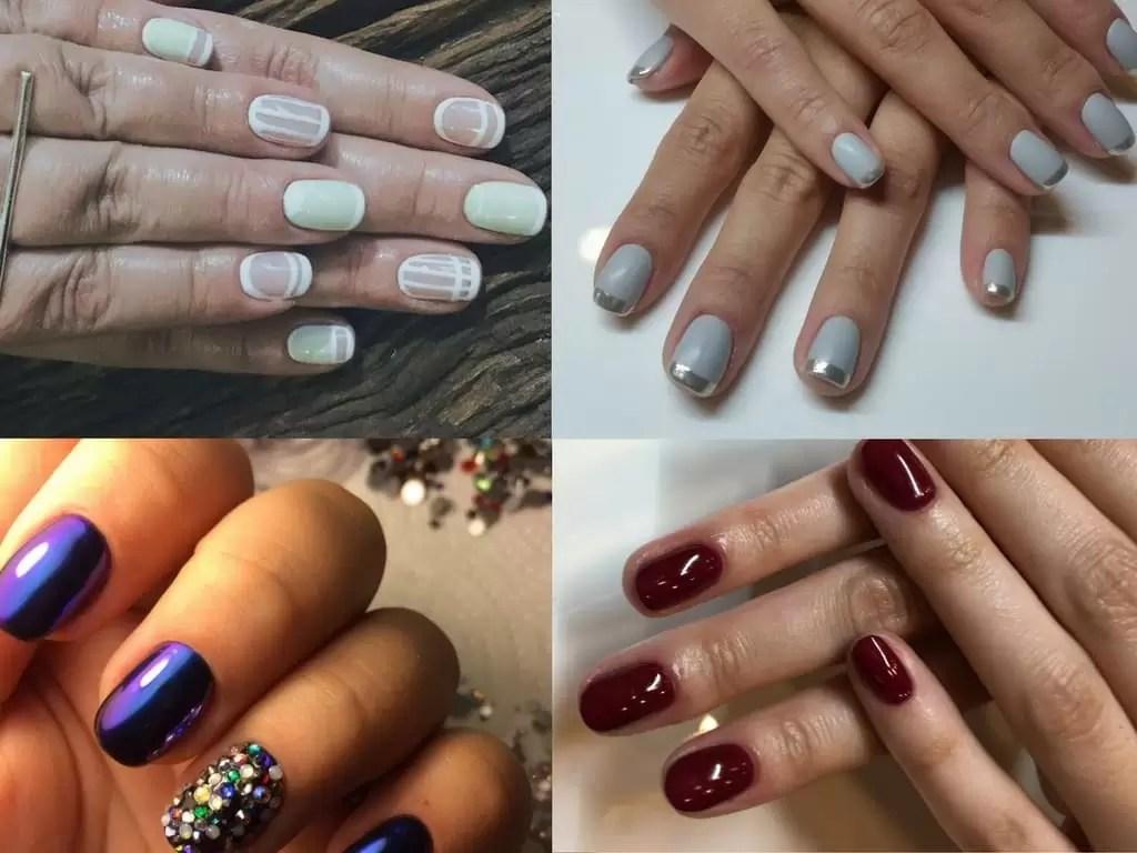 Manicure Moda Paznokcie Ksztalt Kolor Zdobienia