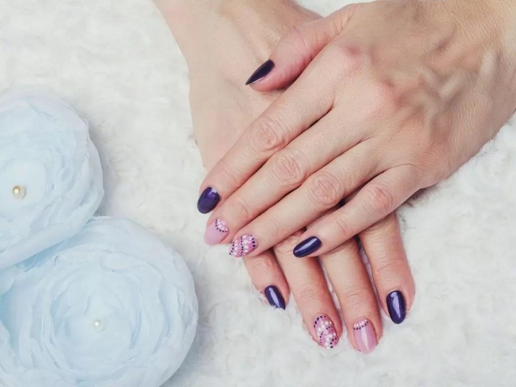 Paznokcie Trendy Nowosci Manicure Lakiery Malowanie Uroda