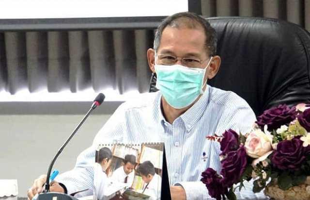 kepala BKD Kaltim Diddy Rusdiansyah