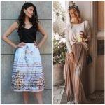 0fa8449bc240 Ποιες φούστες θα είναι στη μόδα το καλοκαίρι 2019! – Kliktv.gr