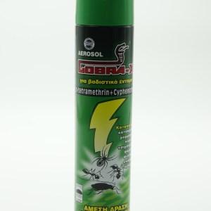 Κατσαριδοκτόνο spray 300ml