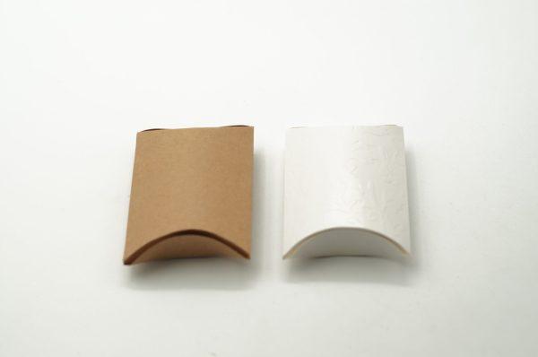 Χάρτινο Κουτί Μαξιλαράκι 9×6.9cm