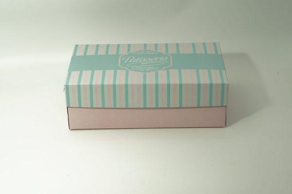 Κουτί για Τσουρέκι και Κορμό 31x15x10cm