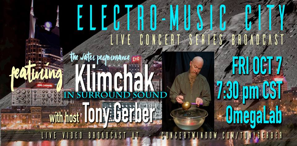 Klimchak at electro-music city