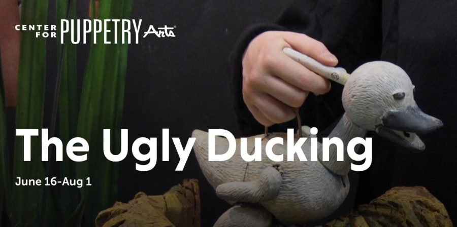 Ugly Duckling At Center For Puppetry Arts