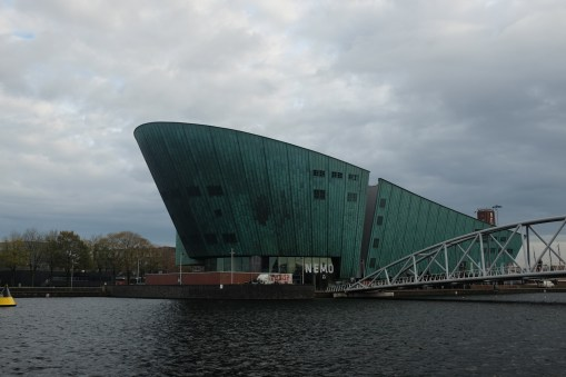 Science centre - would love to visit it, not enough time.