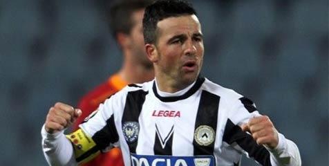 Di Natale: Udinese Sudah Kalahkan Tim Hebat
