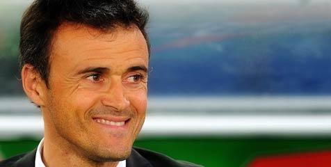 Lawan Fiorentina, Luis Enrique Siapkan Pembalasan