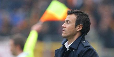 Luis Enrique Optimis Roma Masih Bisa Ke Liga Champions