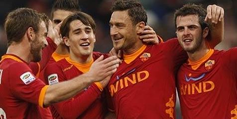 Preview: Roma vs Udinese, Jaga Rekor Kandang