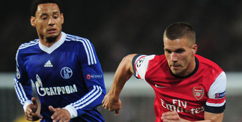 Preview: Schalke vs Arsenal, Misi Ganda Gunners