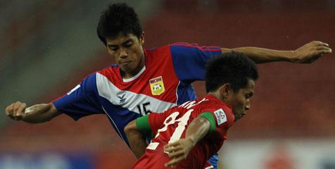 Pelatih Laos Sebut Pemain Indonesia Kurang Kompak