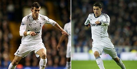 'Bale dan Ronaldo Selalu Bikin Lawan Ketakutan'