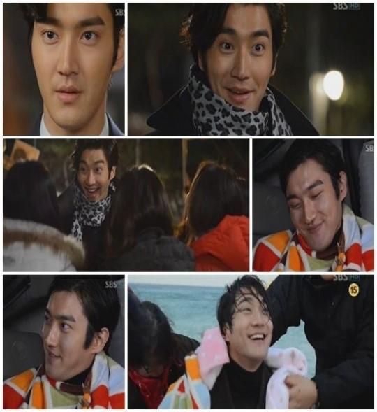 Akting komikal Choi Siwon, masih tetap ganteng dan keren? ©soompi.com