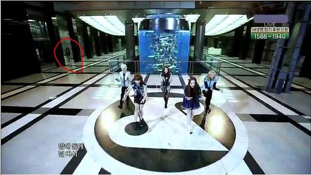 fxhantu Heboh... Penampakan Hantu di Industri Entertainment Korea Selatan