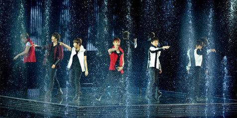 20 Desember, Tiket Konser SuJu-SHINee-2PM Mulai Bisa Dipesan