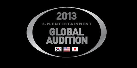 2013, Agensi K-Pop SM Entertainment Gelar Tur Audisi Global
