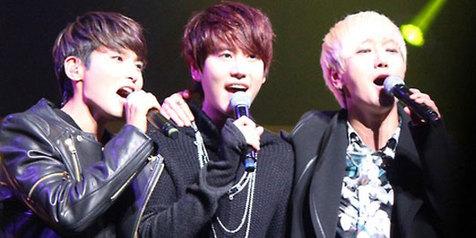 Sukses di Jepang, Super Junior K.R.Y Rilis Single Versi Korea