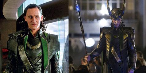 Tidak Akan Ada Loki di 'THE AVENGERS 2'