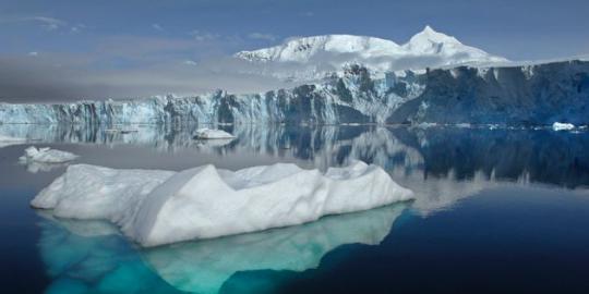 100 Tahun lagi sebagian daratan bumi akan tenggelam