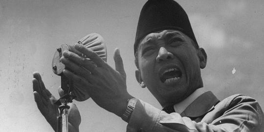 Mimpi Soekarno pindahkan ibu kota ke Palangkaraya