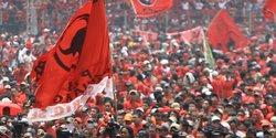 Hari terakhir kampanye, massa PDIP dan PPP Bentrok di Ngabean
