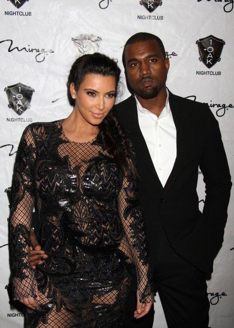 Kim Kardashian - Kanye West @ huffingtonpost.co.uk