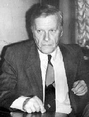 borodin Ушел из жизни главный редактор журнала «Москва» Леонид Бородин