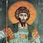 Image for 21 июня – день памяти великомученика Феодора Стратилата