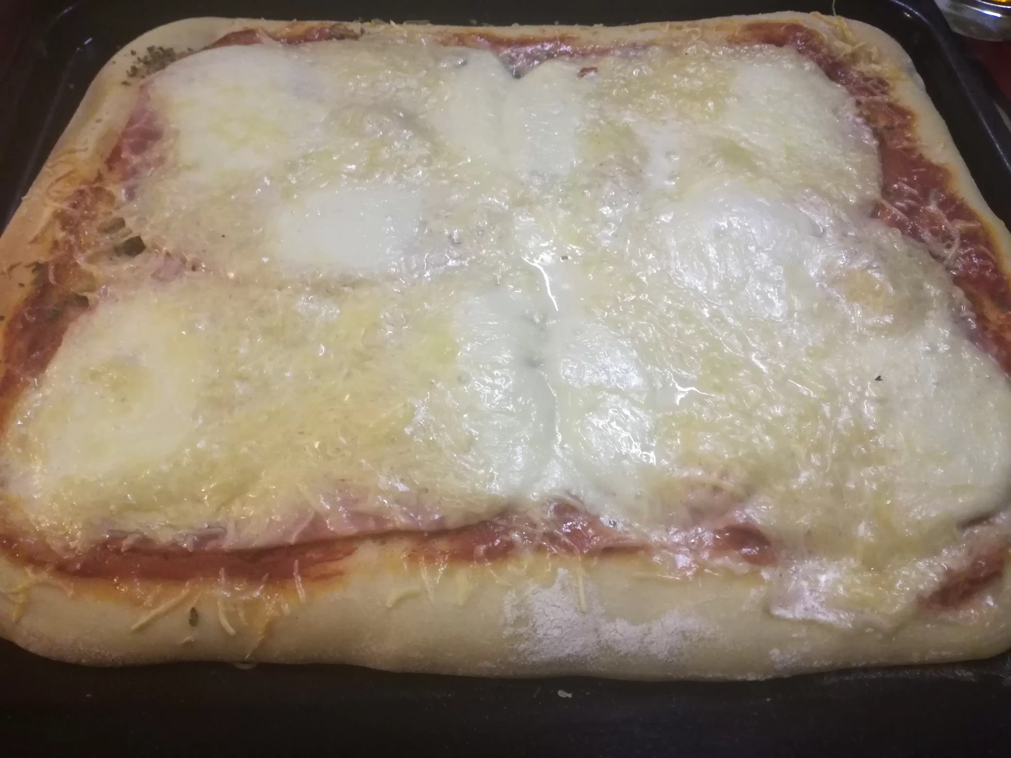Recette De La Pizza Fait Maison Le Blog De Kline
