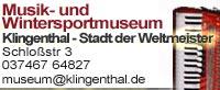 Musik- und Wintersportmuseum Klingenthal