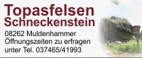 Topasfelsen Schneckenstein