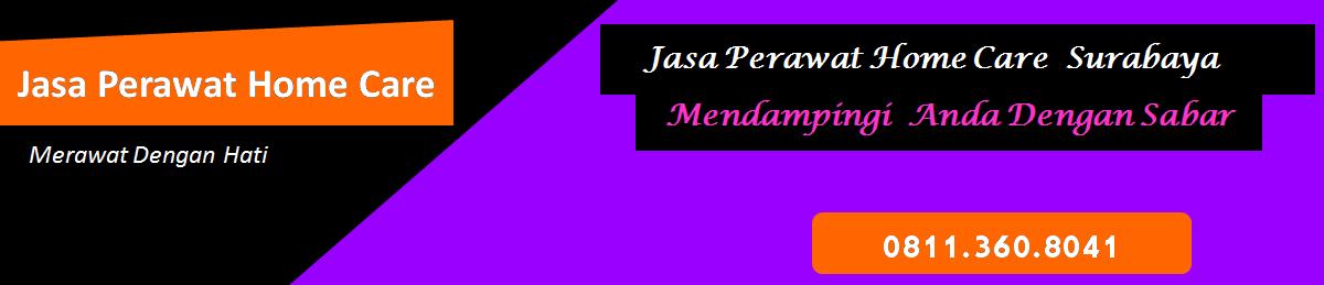 Jasa Perawat Home Care Surabaya