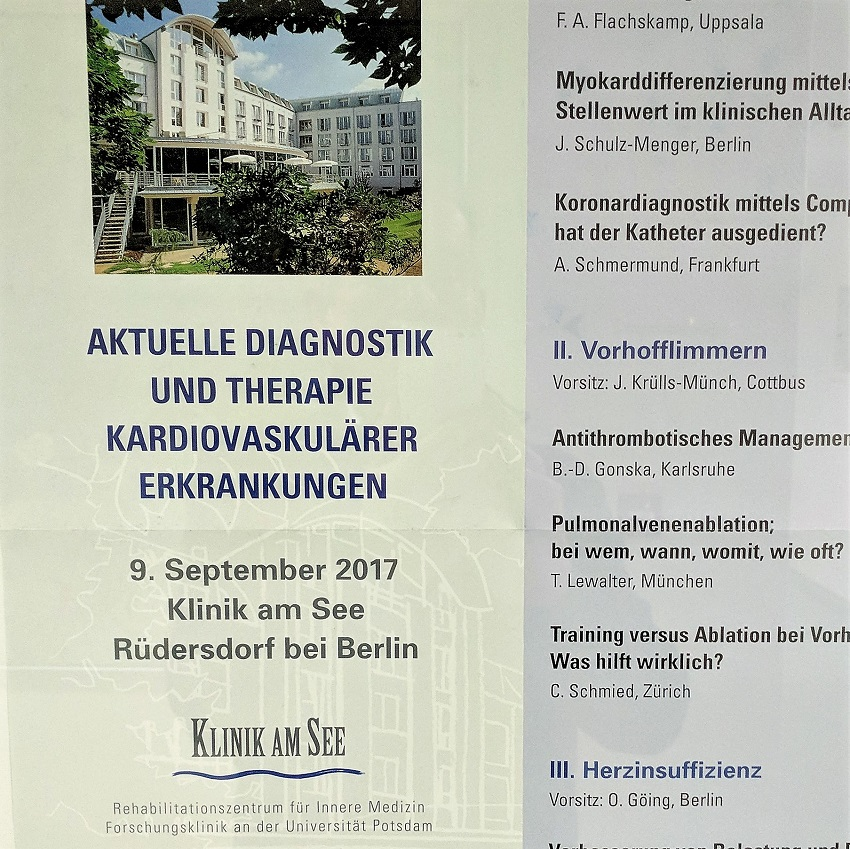 Klinik am See | Medizinische Rehabilitation vor den Toren Berlins