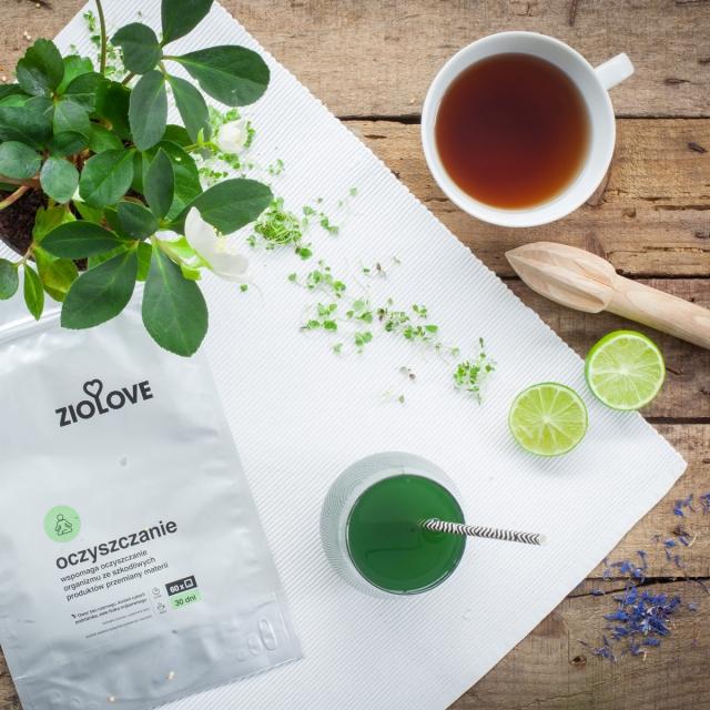 herbatki ziołowe na oczyszczanie