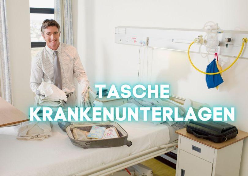 #checkliste krankenhausaufenthalt krankenunterlagen