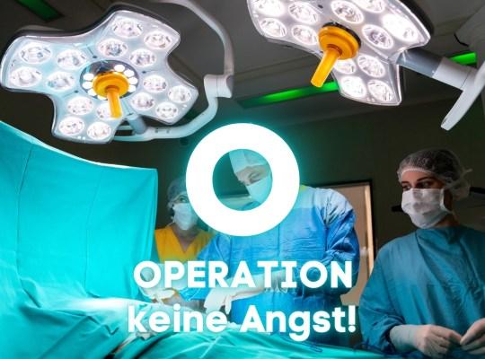 Operation vorbereiten