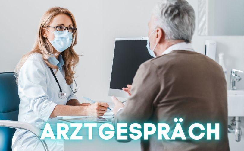 krankenhausentlassung-arzt-gespraech