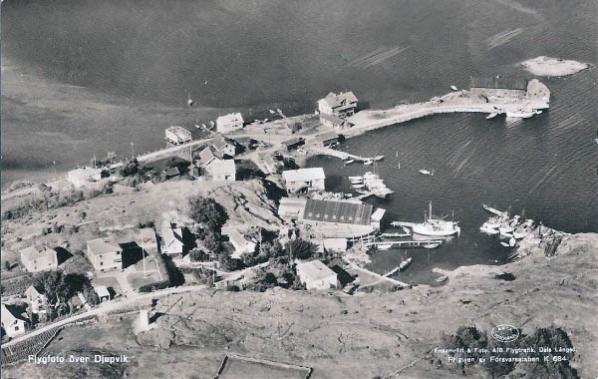 Djupvik 1949