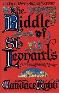 Riddle of St Leonards