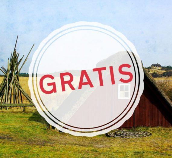 Natur, Kultur und Spaß – kostenlose Unternehmungen in Dänemark