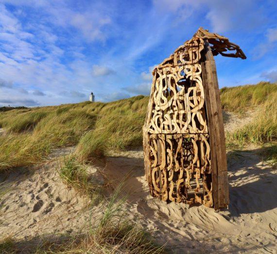 WADDEN TIDE – Eine Kunstausstellung an Blåvands Huk